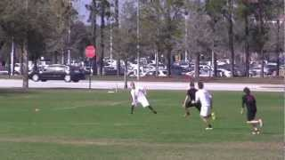 UCF Dogs of War:  WarmUp 2013