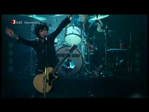 East Jesus Nowhere - Green Day - live at Fox Theatre 2010 HQ