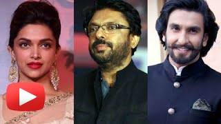 Sanjay Leela Bhansali Upset | Ranveer And Deepika React