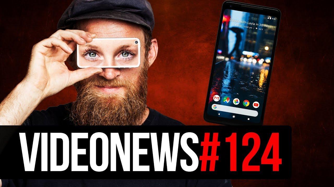 Kurier Dron, Cenzura W Niemczech, Koniec Selfie – VideoNews #124
