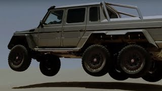 AMG 6x6 G-Class HD 2014 G-Wagen 6 Wheel G63 Commercial Carjam TV HD Car TV Show