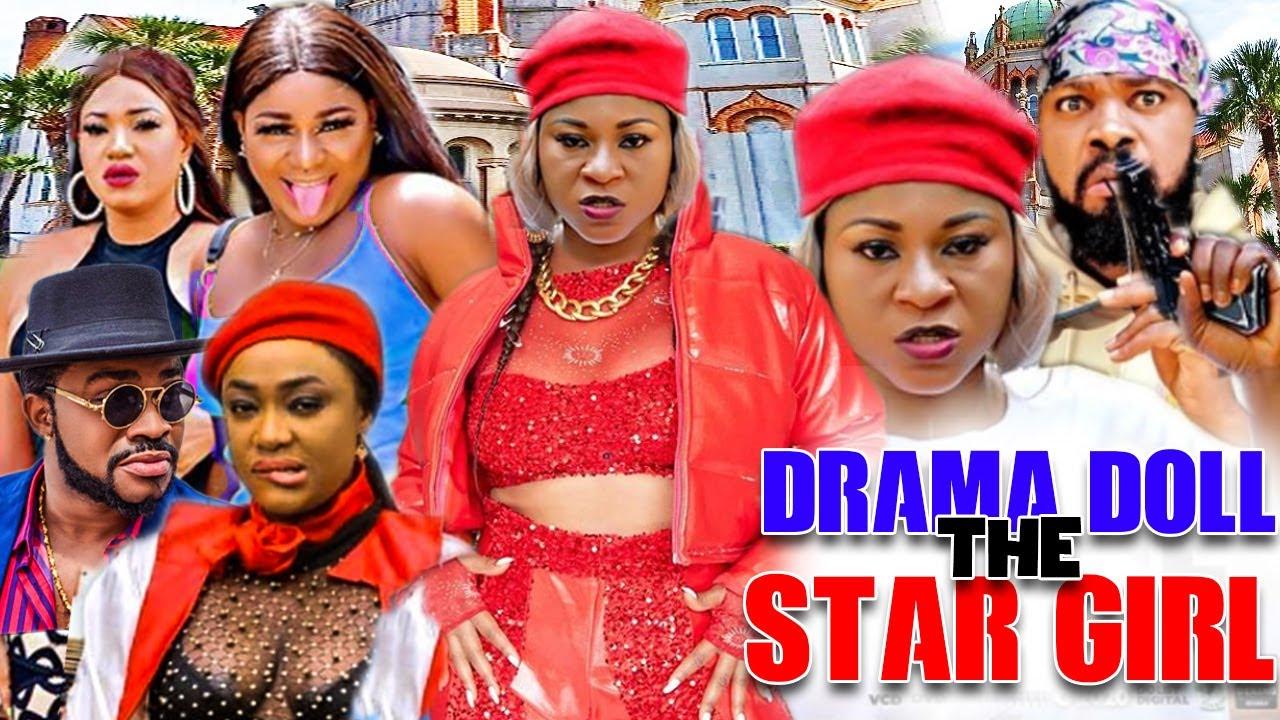 Download Drama Doll The Star Girl Part 3&4 - (New Movies) Destiny Etiko & Jerry Williams 2021 Nigerian Movies