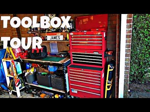 Updated Tool Box tour - 2016