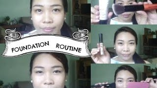 FOUNDATION ROUTINE FOR OILY SKIN (Philippines) Thumbnail