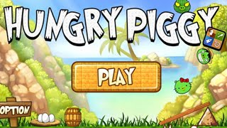 Hungry Piggy 2014 Free Walkthrough [IOS]