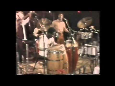 Mongo Santamaría en Vivo Watermelon Man & Inspiration Song (1980)