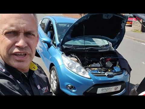 Limp Mode Issues - Diagnostic and Engine Carbon Clean on a Ford Fiesta 1.4 (2009 - 79,873 miles)