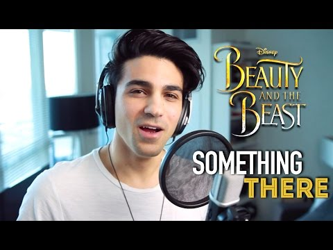 Something There Male Part Only  Beauty and the Beast  Daniel Coz