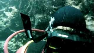 Devils Ear Cavern Dive at Ginnie Springs Florida