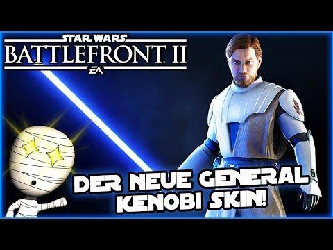 Der neue General Kenobi Skin!  - Star Wars Battlefront II #174 - Lets Play deutsch Tombie thumbnail