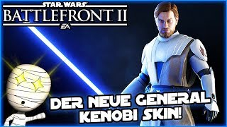 Der neue General Kenobi Skin!  - Star Wars Battlefront II #174 - Lets Play deutsch Tombie