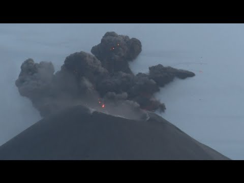 Travel Safety Indonesia - Volcano Survival Tips
