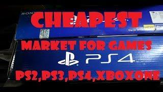 Buy Gaming Consoles at Cheap Price in 2018 |LAJPAT RAI MARKET| |Vlog-4|