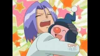 Pokémon: Battle Frontier — James and Mime Jr.
