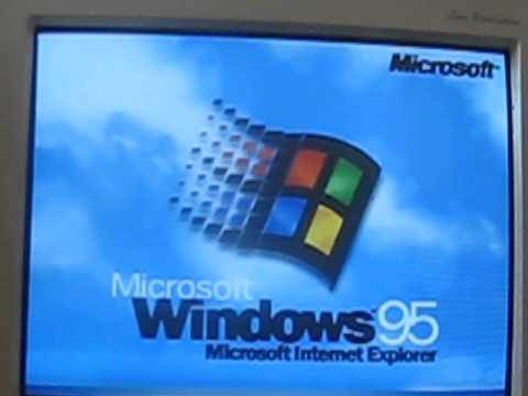 Windows 95 Startup and Shutdown