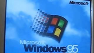 Windows 95 Startup and Shutdown