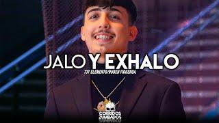 Jalo Y Exhalo ❌ T3r Elemento 🔥 Rubén Figueroa 🔥 David Bernal (CORRIDOS 2020)