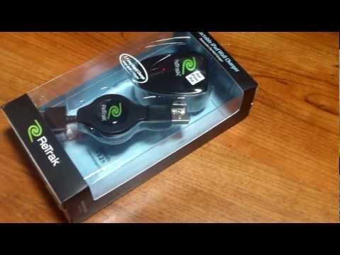 unboxing:-retrak-retractable-ipad-wall-charger-(slim)-(ipod,-iphone,-ipad)-|-geekhelpinghand