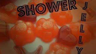 Sprchové želé jako z LUSHe / Želé... aneb zábava ve sprše  / LADYSASETKA