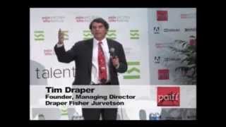 Tim Draper - The Future of Media