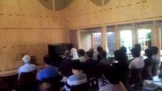 Shoko MIYAMOTO (Klavier) Spielte Liebestraeume von F.Liszt  Yakage/Okayama JAPAN thumbnail