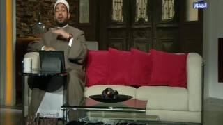 سالم عبد الجليل يوضح حكم 'التنكيس' في الصلاة ..فيديو