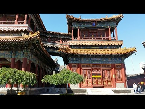 Lama Temple (Yonghe temple) - Beijing China
