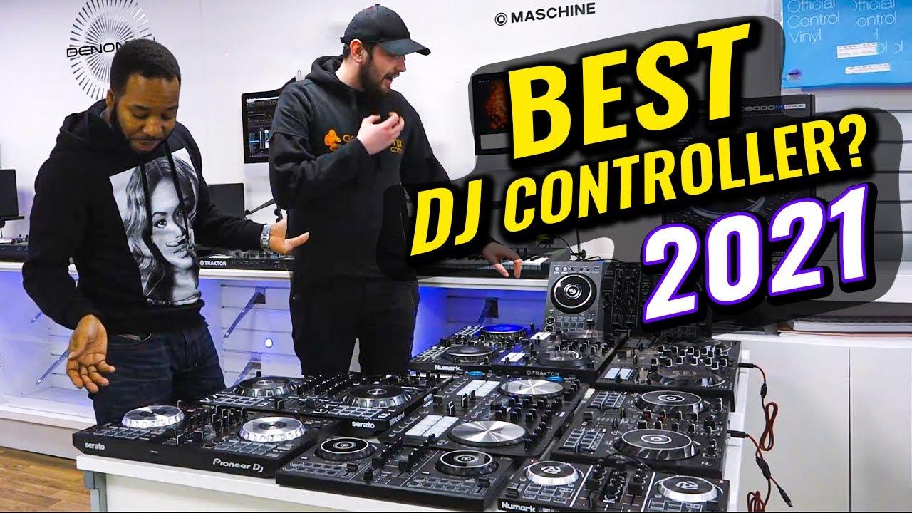 BEST DJ Controller Under £300 - LET'S DEBATE! - 2021 Winter Edition