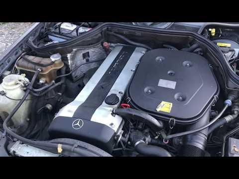 Свап комплект двс M104.980 3.0L Mercedes W124 300E из Японии