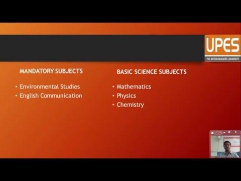 UPES (Automotive Design Engineering)