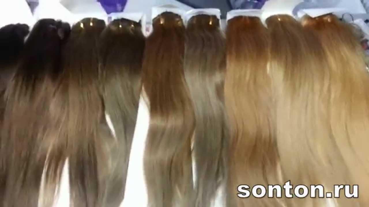 Палитра волос натуральные цвета