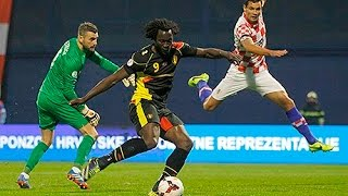 Croatia 1-2 BELGIUM's highlights   World Cup 2014 qualifying Group A   2013/10/11