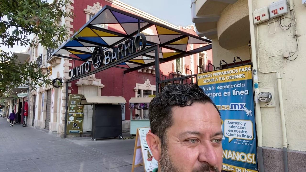 Quinto Barrio, Aguascalientes