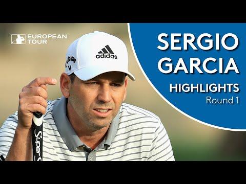 Sergio Garcia Highlights | Round 1 | 2019 Omega Dubai Desert Classic