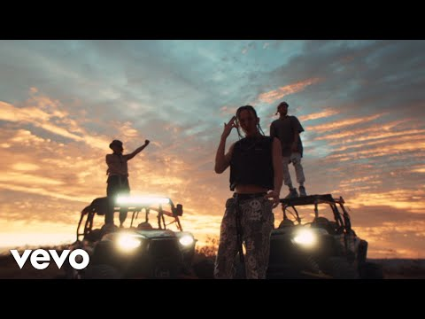Chase Atlantic - OUT THE ROOF (Official Music Video)