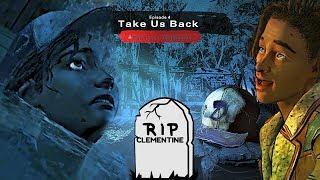 "The Walking Dead:Season 4 Episode 4 ""Take us Back"" Oh My Darling Clementine hint - The Final Season"