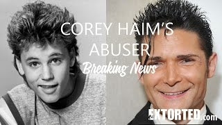 Breaking news: Corey Haim's abuser may finally be named