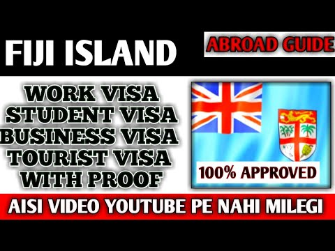 TRUTH ABOUT FIJI ISLAND STUDENT VISA&TOURIST VISA || HOW TO MIGRATE JAPAN AUSTRALIA Etc.
