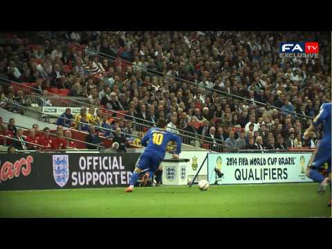 England 1-1 Ukraine - Pitchside Highlights and Goals - FIFA World Cup 2014 Qualifier | FATV