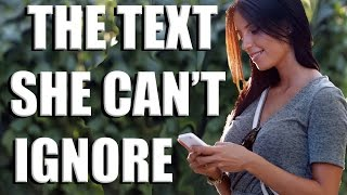 How To Get A Girl To Stop Ignoring You - Text Game Simplified thumbnail