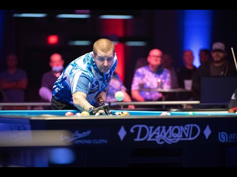 DAY TWO | Afternoon Session Highlights | 2021 US Open Pool Championship