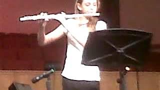 Savanna - Flute - Draw Me Nearer part 2.