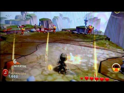 Recomendado: Mini Ninjas Adventures (XBLA Kinect).