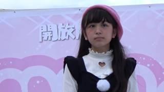 開放倉庫山城店 11月15日 アイドルウエーブ 西川怜伽ちゃんです。 ...