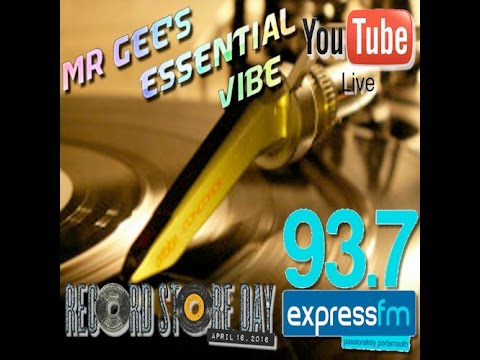 Mr Gee's Essential Vibe Live 90's & 00 Dance / Trance Mobile stream