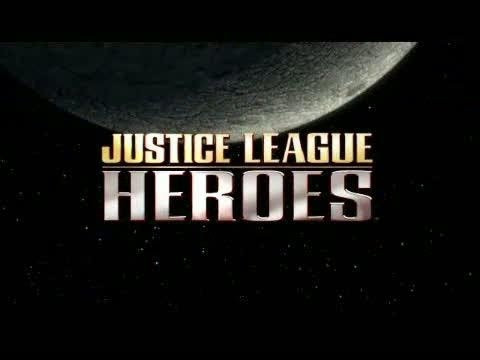 Justice League Heroes Videogame Trailer