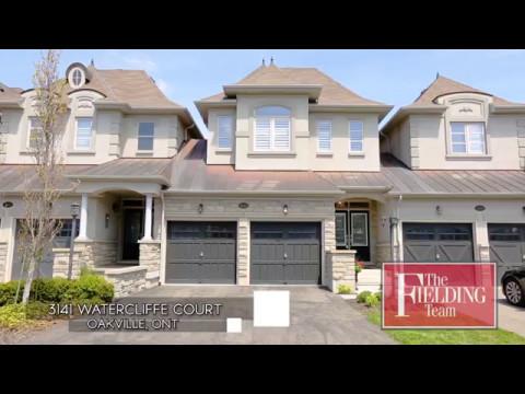 Oakville Real Estate – 3141 Watercliffe Court, Oakville, ON – SOLD!