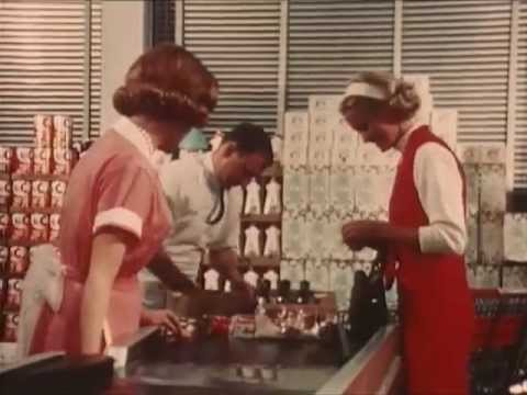 How to Be an Effective Supermarket Checker: The Front Line 1965 - CharlieDeanArchives