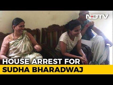 After Midnight Drama, Activist Sudha Bharadwaj To Be Under House Arrest