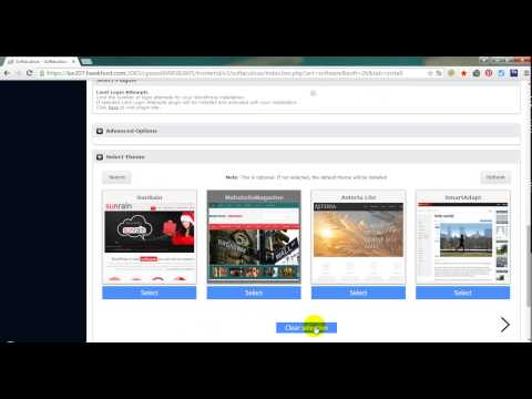 create a subdomain at hosting